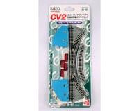 Kato N CV-2 Compact Multi-Purpose Turnout Set
