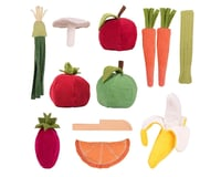 Kids Gallery Popohver Plush Fruits &Vegetables