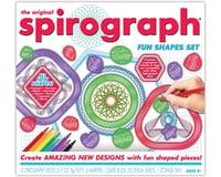King Headz Spirograph Fun Shapes Set