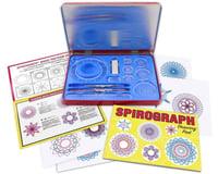 King Headz Spirograph Design Tin Retro