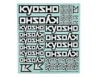 Kyosho Lazer ZX-6 Logo Decal