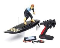 Kyosho RC Surfer 4 Electric Surfboard (Black)