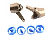 Kyosho Inferno ST-R CNC Aluminum Steering Knuckles (2)