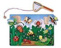 Melissa & Doug  Bug-Catching Magnetic Puzzle Game