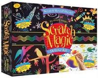 Melissa & Doug  Scratch Magic Deluxe Kit
