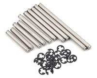 Lunsford Associated Team RC10 Worlds Titanium Hinge Pin Kit (10)