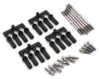 "Lunsford ""Super Duty"" Yokomo YZ-2 DTM RMW Titanium Turnbuckle Kit (6)"
