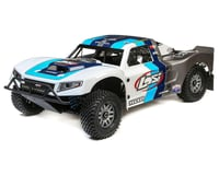 Losi 5IVE-T 2.0 V2 1/5 Bind-N-Drive 4WD Short Course Truck (Grey/Blue/White)
