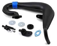 Losi 23-30cc Gas Engine Tuned Exhaust Pipe