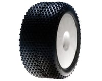 Losi XXT Pre-Mounted 1/8 Truggy Tires (2) (White)