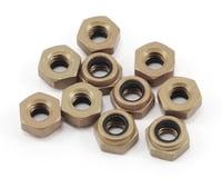 Losi 8IGHT-E 4.0 4-40 Aluminum Mini Nuts (10)