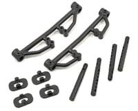 Losi TEN-SCTE Front/Rear Body Mount Set w/Post