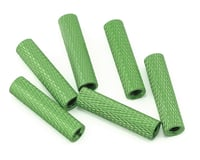 Lumenier 20mm Aluminum Textured Spacers (6) (Green)