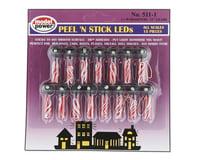 Model Power 511-1 N Peel/Stick 15pcs Card - LED