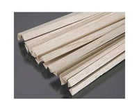 Midwest Balsa Triangle Stock 1/2X36  (20)