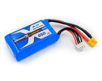 Mikado Logo 200 ManiaX 3s LiPo Battery 45C (11.1V/650mAh) (OMP M2/Logo 200)