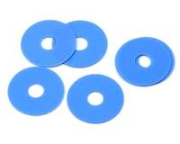 MIP .005 Bypass1 #15 Valve Set (Blue) (6) (Losi 22 3.0 22)