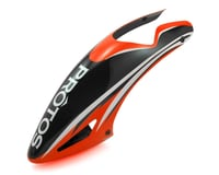 MSH Protos 380eli Canopy (Neon Red)