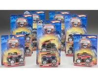 Mattel  Hot Wheels Monster Jam Pull-Back Truck