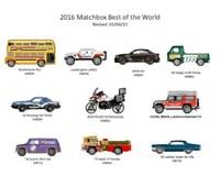 Mattel Hw Ready To Play Race Set Asst