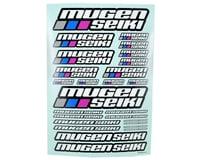 Mugen MRX5 Seiki Large Decal Sheet