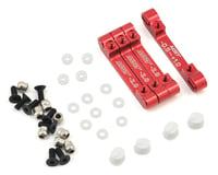 MST RMX 2.0 S Aluminum Suspension Mount Set (Red)