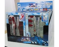 New Ray 1/48 WWII Fighter Plane Counter Display (12 Total)