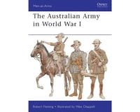 Osprey Publishing Limited Men at Arms: Australian Army WWI