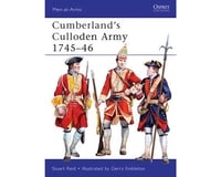 Osprey Publishing Limited Men at Arms: Cumberland's Culloden Army 1745-46