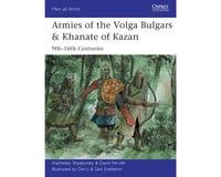 Osprey Publishing Limited Men at Arms: Armies of the Volga Bulgars & Khanate