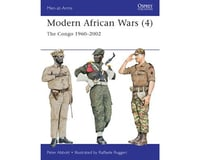Osprey Publishing Limited Men at Arms: Modern African Wars (4) The Congo War
