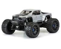 Pro-Line Ram 1500 TRX Pre-Cut Monster Truck Body (Clear) (X-Maxx)