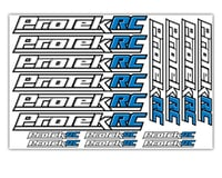 ProTek RC Large Logo Sticker Sheet
