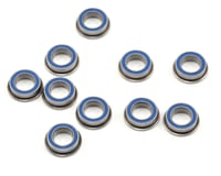 """ProTek RC 5x8x2.5mm Rubber Sealed Flanged """"Speed"""" Bearing (10)"""
