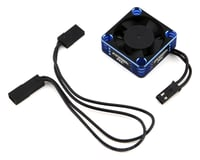 ProTek RC 30x30x10mm Aluminum High Speed HV Cooling Fan (Blue/Black)