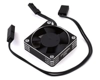ProTek RC 35x35x10mm Aluminum High Speed HV Cooling Fan (Silver/Black)