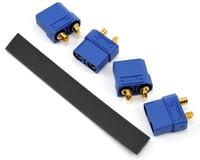 """ProTek RC 4.5mm """"TruCurrent"""" XT90 Polarized Battery Connectors (4 Female)"""
