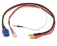 ProTek RC 2S Charge/Balance Adapter Cable (XT60 Plug to 4mm Bullet Connector)