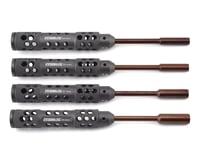 """ProTek RC """"TruTorque SL"""" 4-Piece Metric Nut Driver Set (5.0, 5.5, 7.0, 8.0mm)"""