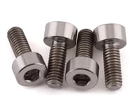 """ProTek RC 3x8mm """"Grade 5"""" Titanium Cap Head Hex Screw (4) (Mugen MTC2)"""