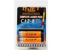 Quest Aerospace C12-8 (2-pack) Model Rocket Motors