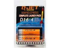 Quest Aerospace D16-4 (2-pack) Model Rocket Motors