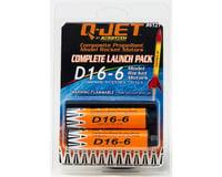 Quest Aerospace D16-6 (2-pack) Model Rocket Motors