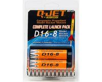 Quest Aerospace D16-8 (2-pack) Model Rocket Motors