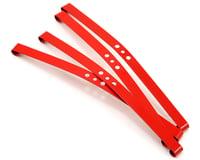 RC4WD Trail Finder 2 Flex Leaf Spring (Red - Super Soft) (4)