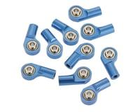 RC4WD M3 Offset Short Aluminum Rod Ends Blue (10)