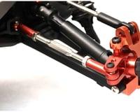 Racers Edge Slash 2/4WD Aluminum Camber / Steering Links (pr) - Red