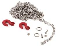 Racers Edge 1/10 Scaler Tow Hooks & Chain Set