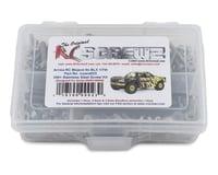RC Screwz Arrma Mojave 6S BLX Stainless Steel Screw Kit