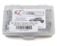 RC Screwz Traxxas X-Maxx 8S Stainless Steel Screw Kit